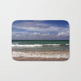 Water, Waves, Sand...   Nadia Bonello Bath Mat