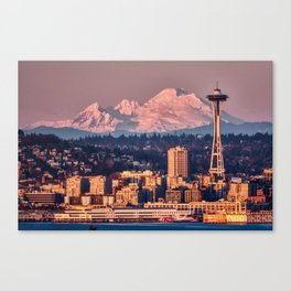 Needle and Baker Canvas Print