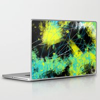 splash Laptop & iPad Skins featuring Splash by Timothy Davis