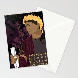 Trajan Stationery Cards