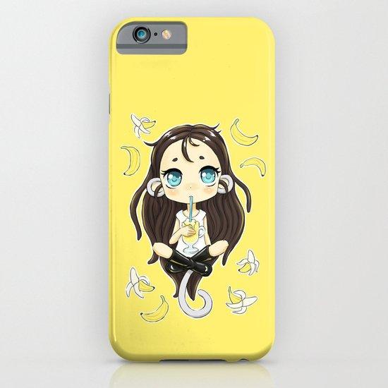 Banana Milkshake iPhone & iPod Case