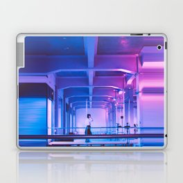 Glitchy Dreams Of You Laptop & iPad Skin