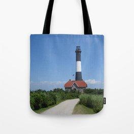 LightHouse Fire Island Tote Bag