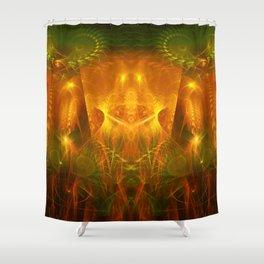 God's Throne Shower Curtain