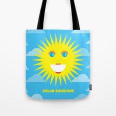 Hello Sunshine Tote Bag
