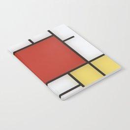 Piet Mondrian Notebook