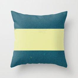 Vintage Flag Throw Pillow