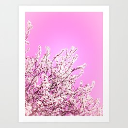 Could Be Pinker Art Print