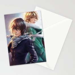 Yato & Yukine Stationery Cards