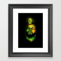 Jacques Framed Art Print