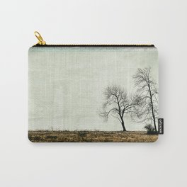 Trees Without Leaves Carry-All Pouch