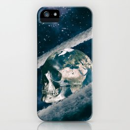 The Old Traveller iPhone Case