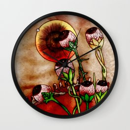 Erasure Wall Clock