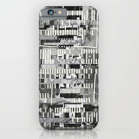 Exploiting Digital Behavior (P/D3 Glitch Collage Studies) iPhone & iPod Case