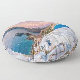 Santorini 08 Floor Pillow
