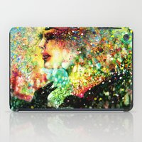 cancer iPad Cases featuring CANCER by danyDINIZ