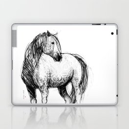 Horse (Mustang) Laptop & iPad Skin