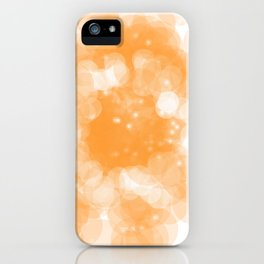 Super Orange iPhone Case