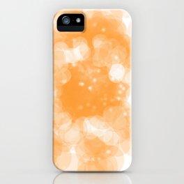 Super Orange iPhone Case