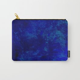 Blue Night- Abstract digital Art Carry-All Pouch