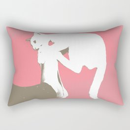 Cattack Rectangular Pillow