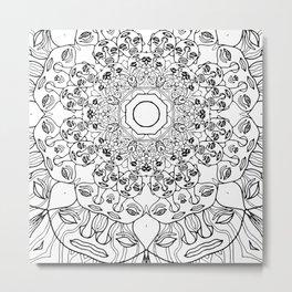 pillow thang Metal Print