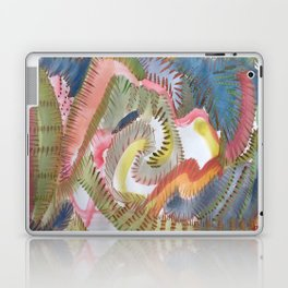 The Caterpillar - by SHUA artist Laptop & iPad Skin
