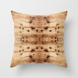 Rust at it's best Throw Pillow