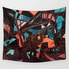 Mima Kojima Wall Tapestry