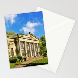 Temple Greenhouse (V2) Stationery Cards