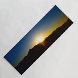 GWOC Sunset Yoga Mat