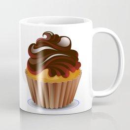 Chocolate Cupcake Coffee Mug