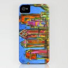 Philadelphia Skyline iPhone (4, 4s) Slim Case