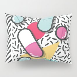 Pills pattern 018 Pillow Sham