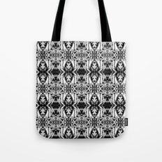 Tentacles Pattern Tote Bag