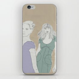 They  iPhone Skin