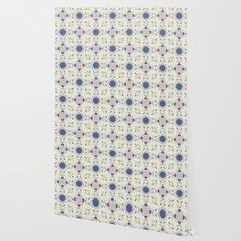 Pastel Tile Wallpaper