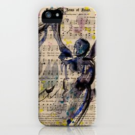 Calling All Angels No. 46 iPhone Case