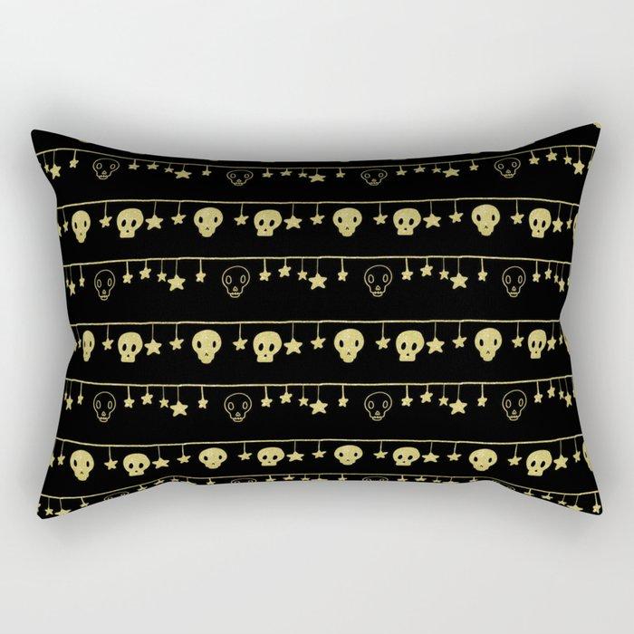 Dead Man's Party Rectangular Pillow