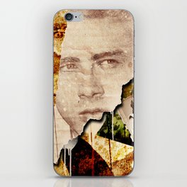 Jame Dean - Grunge Style - iPhone Skin