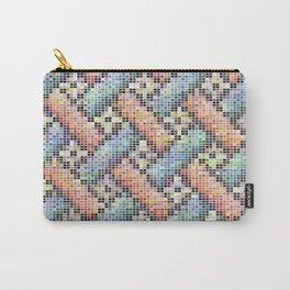 Pixel Art Mosaic #10 Carry-All Pouch