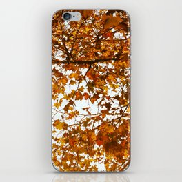 Unbe-leaf-able iPhone Skin