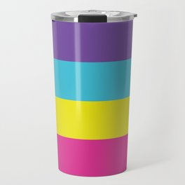 Gender Non-Binary Pride Travel Mug