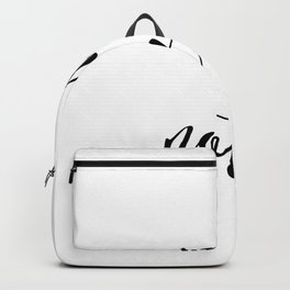 Wine Not? Backpack