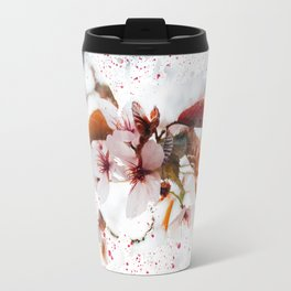 Splash of Spring Travel Mug