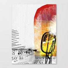 62 Canvas Print