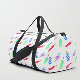 The Popsicle Lineup Duffle Bag