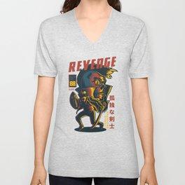 Revenge Unisex V-Neck