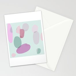 Pastel mood wallpaper Stationery Cards