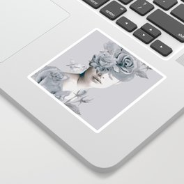 Spring (portrait) Sticker